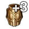 圣衣胸甲材料3阶x10