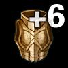 圣衣胸甲材料6阶x48
