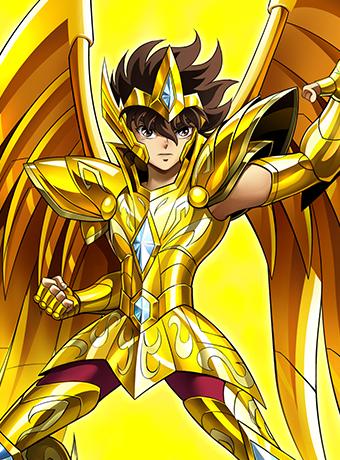 传说圣斗士·星矢