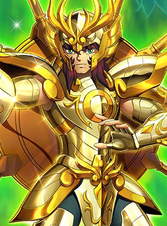 神圣天秤座·童虎