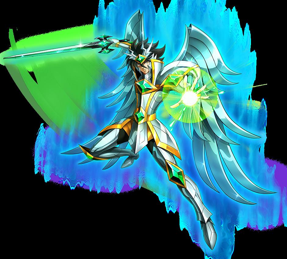 天神创世剑·泰坦-立绘